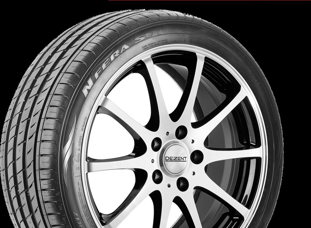 We stock Nexen N'FERA SU1 Tyres
